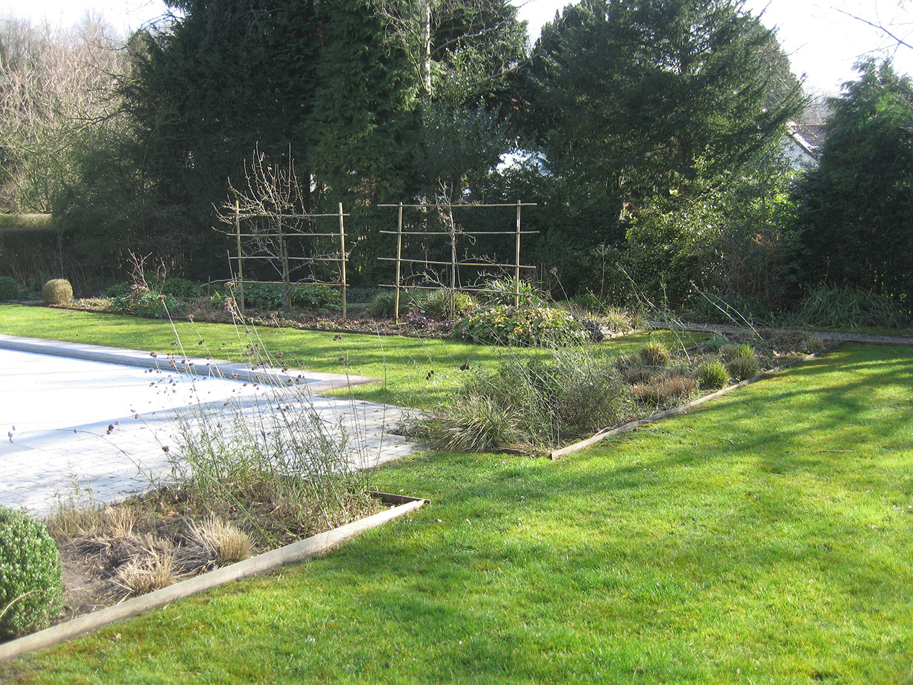 entretien jardin uccle